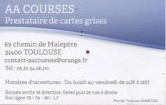 Aa courses