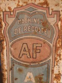 Un logo Amouroux