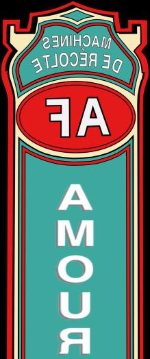 Partie logo avec effet miroir